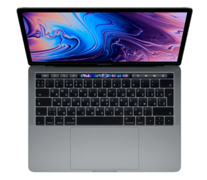 Apple MacBook Pro 13 with Retina display and Touch Bar Mid 2019 | Сервис-Бит