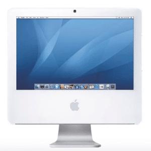 Apple iMac G5 (с камерой iSight, 2006 г.) | Сервис-Бит