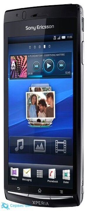 Sony Ericsson Xperia arc | Сервис-Бит