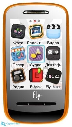 Fly E200 | Сервис-Бит