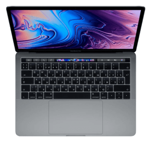 Apple MacBook Pro 13 with Retina display and Touch Bar Mid 2018 | Сервис-Бит