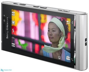 Sony Ericsson Satio | Сервис-Бит