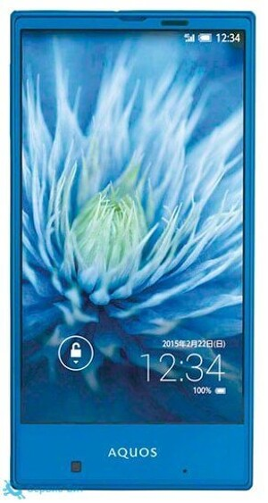 Sharp AU KDDI SHV31 Aquos Serie mini | Сервис-Бит
