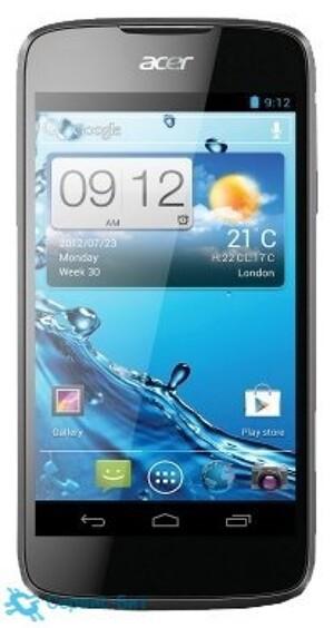 Acer Liquid Gallant Duo E350 | Сервис-Бит