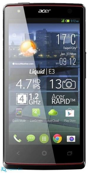 Acer Liquid E3 | Сервис-Бит