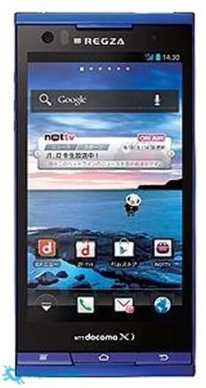 Toshiba T-02D Regza Phone | Сервис-Бит