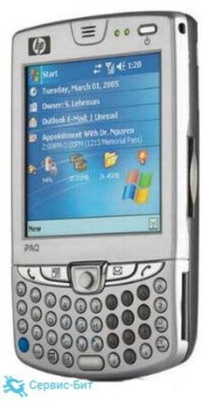 HP iPAQ hw6715 | Сервис-Бит