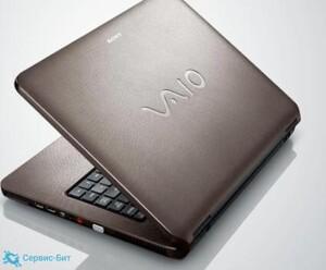 Sony VAIO VGN-NR160E   Сервис-Бит