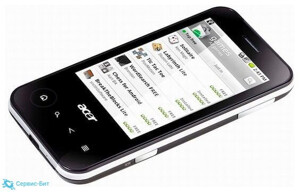 Acer beTouch E400 | Сервис-Бит
