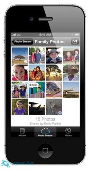 Apple iPhone 4S | Сервис-Бит