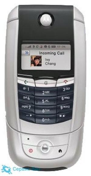 Motorola A780 | Сервис-Бит