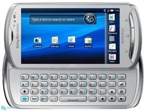 Sony Ericsson Xperia pro | Сервис-Бит