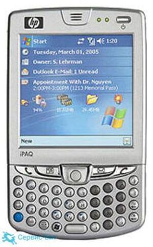 HP iPAQ hw6915 | Сервис-Бит