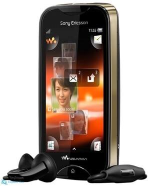 Sony Ericsson Mix Walkman   Сервис-Бит