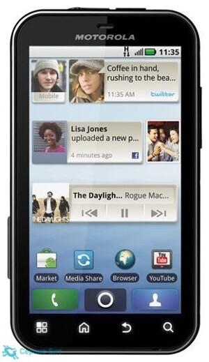 Motorola Defy | Сервис-Бит