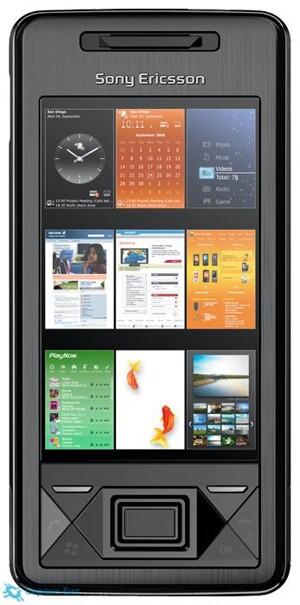 Sony Ericsson Xperia X1 | Сервис-Бит