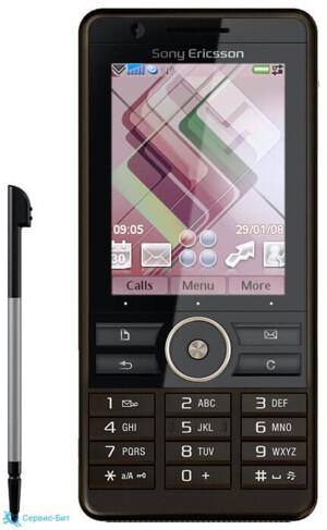 Sony Ericsson G900 | Сервис-Бит